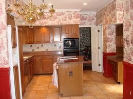 wallpaper in kitchen ideas countertops backsplash wallpaper stylish and peaceful kitchen