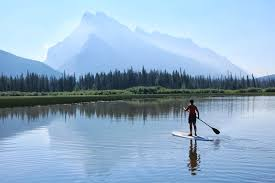 Canmore Canada Map by Family Adventures In The Canadian Rockies Family Canoeing And