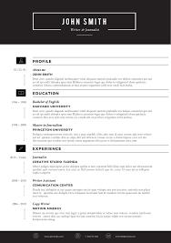 Resume Templates Mac Modern Resume Templates Free For Mac Sidemcicek Com