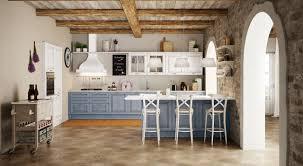 Cucine Provenzali Foto by Tocchi Di Blu E D U0027azzurro In Cucina Ambiente Cucina