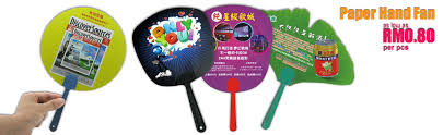 promotional fans promotional fans printing book printing services malaysia