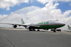 eva u0027queen of the skies u0027 boeing 747 400 retires taiwan news