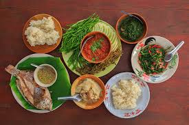cuisine define cuisine variety of traditional food with some spices from
