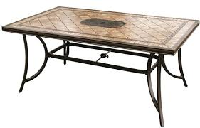 Mosaic Patio Table And Chairs Tile Patio Table Set Patio Furniture Conversation Sets Patio
