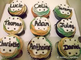 personalised cupcakes s cupcakes personalised cupcakes