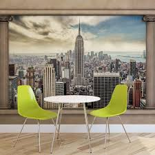new york city view pillars photo wallpaper mural 2812wm city new york city view pillars photo wallpaper mural 2812wm city urban catalogues collections consalnet partner portal