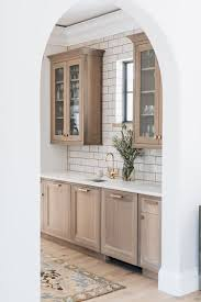 how to clean light oak cabinets inspired interiors kate marker home tour patterns