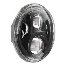 jeep commander black headlights jw speaker evolution 8700 j series led headlight kit with half