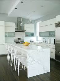 Corian Kitchen Benchtops To Waterfall Or Not To Waterfall Centsational Style