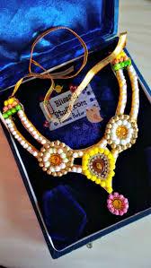 diy halwyacha necklace how to make halwa sugar ornaments