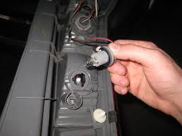 honda crv engine light cr v tail light bulbs replacement guide 016