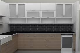 glass door kitchen cabinets 3359