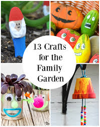 Family Garden 13 Family Garden Crafts You U0027ll Love To Make Make And Takes