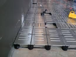 Basement Raised Floor by Access Flooring Esd Static Esd Flooring Anti Static Basement