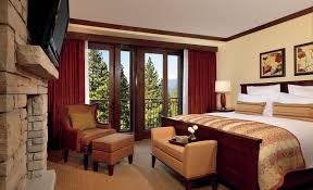 Four Bedroom by Four Bedroom Slopeside Residence The Ritz Carlton Lake Tahoe