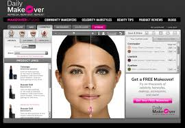 online makeup courses free daily makeover tries to re create the beauty counter online