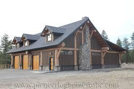 custom home garage log garages log barns log gazebos outbuildings pioneer log