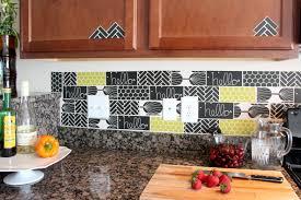 kitchen beadboard backsplash using wallpaper mom 4 real removable