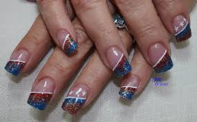 4th july nail art u2013 slybury com