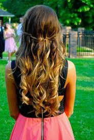 Abiball Frisuren Lange Haare Offen by Hochsteckfrisuren Für Den Abschlussball Bilder 2015 Hair
