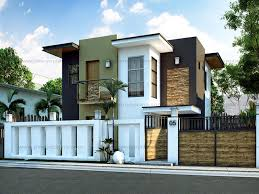 did you know that this small modern house design has 4 bedrooms