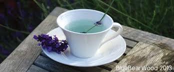 lavender tea lavender tea