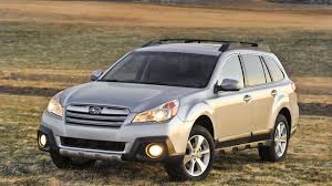 subaru outback modified 2013 subaru legacy and outback revealed