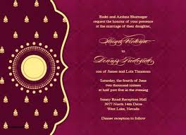 wedding cards online create indian wedding invitations online free printable onecolor me