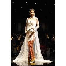 wedding dress indonesia indonesia kebaya fashion show wedding dress polyvore