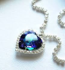 ebay necklace heart images Titanic heart of the ocean jewelry watches ebay JPG