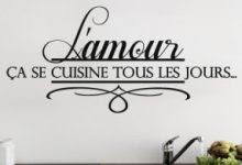 stickers texte cuisine sticker cuisine bescheiden stickers cuisine leroy merlin ikea