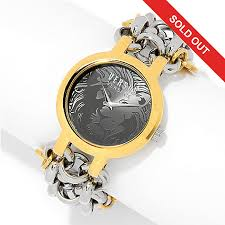 stainless charm bracelet images Versus versace women 39 s agadir quartz stainless steel charm