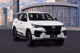 indian toyota cars 2017 toyota fortuner trd sportivo india price expected launch
