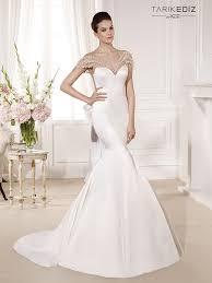 wedding dresses white collection 2015 by tarik ediz women daily