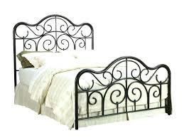 Iron King Bed Frame Iron Bed King Ianwalksamerica