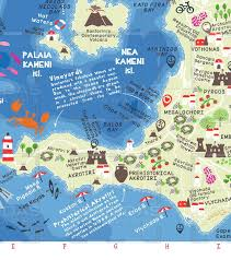 Map Of Cinque Terre Pin By Staridas Geography On A Smart Map Of Santorini Pinterest