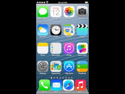 ios launcher apk ios 7 launcher theme android
