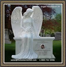 gravestones for sale angel headstone 54 angel monuments gravestones headstones