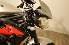 2015 Triumph Street Triple Rx Abs Used Motorcycle For Sale