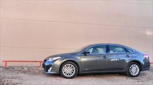 peach car 2014 toyota avalon hybrid beautiful efficiency