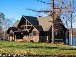 mountainside home plans appalachia mountain a frame lake or mountain house plan with photos