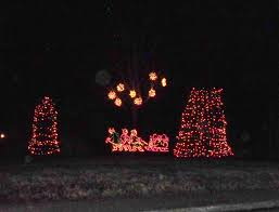 travel nc with kids mcadenville nc u2013 see an entire town decked