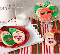 ships 11 6 cheryl u0027s 24 pc holiday frosted cookie auto delivery