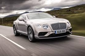 bentley car bentley continental gt review 2017 autocar