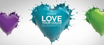 love your color guarantee valspar paint promo pr ad
