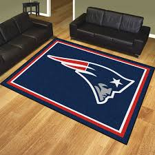 Nfl Area Rugs New Patriots Area Rugs Nfl Logo Mats