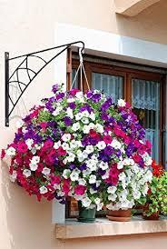 amagabeli hanging plants bracket 14 u0027 u0027 wall planter hook flower pot