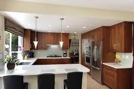 Best Galley Kitchen Layouts Galley Kitchens With Breakfast Bar Deductour Com