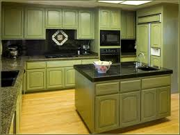 Kitchens With Green Cabinets by Curved Kitchen Cabinets Zamp Co