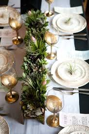 picks simple thanksgiving table setting ideas